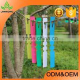 5 Colors 2x20cm Waterproof Wrap Around Plant Tree Tags Nursery Garden Plastic Labels