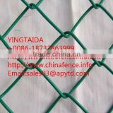 High Quality Flexible Sports Ground Fencing chain link fence for baseball fields/Diamond mesh/PVC coated chain link fence
