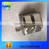 Safety Magnetic Spring Loaded Latch for Glass Pool Fencing,Gate Latch for frameless fence
