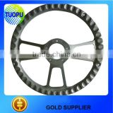 Car interior Accessories Alloy Casting Steering Wheel Wholesale