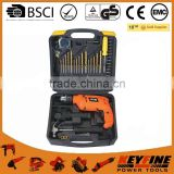 48pcs India market electrical impact drill tool kit