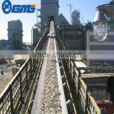 B1000mm belt conveyor system, material handling equipment, cement belt conveyor, gravity belt conveyor, bulk material handling