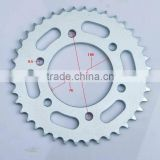Japan Brand Motorcycle FZ16 40T-14T Chain Sprocket Producer,FZ Front Rear Chain and Sprocket Kits Supplier