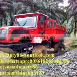 120 hp 4wd new hood farm tractor new design
