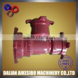 ductile iron grooved fire fighting fittings