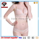 SY-BS001 Wholesale Ladies Underwear Sexy Bra and Panty New Design Bangladeshi Hot Sexy Lingerie Photo