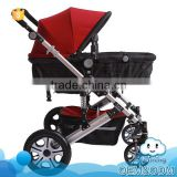 New fashion baby products custom made travel system design 3-in-1 good foam stroller wheel
