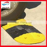 safety speed bump,road bump,rubber road hump