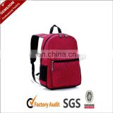 Trendy 600D womens backpack for school