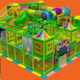 HLB-I17085 Kids Fitness Play Structure China Commercial Playground