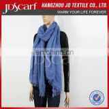 Alibaba supply spring winter very soft acrylic scarf custom