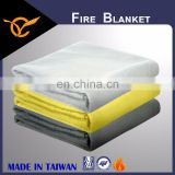 Fire Resistant Carbon Fiber Cloth Non-Woven Fire Blanket