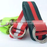 customized design web belt metal tips
