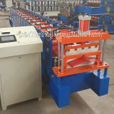Metal Steel  Ridge Cap Panel Machine
