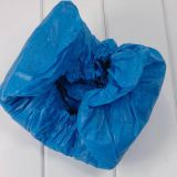 One-time thickening shoe cover wholesale package mail non - woven fabric shoe cover foot cover home use cloth plastic shoe cover 100