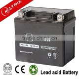 sealed maintenance free motor battery 12v 5ah motorcycle battery manufacturer ytx5-bs mf motorcycle battery