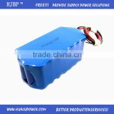 3v rechargeable lithium battery cr2032 3.7v 500mah lithium polymer battery 18650-22-2S15P