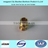China brass turning parts manufacturing, brass plumbing parts,PPR parts
