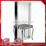 Beiqi 2016 New Products Rectangle Barber Shop Salon Mirror Hair Salon Unit Mirror Salon Furniture Mirror Station