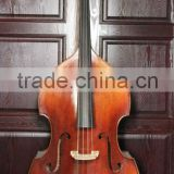Advanced full carved double bass in China for sale