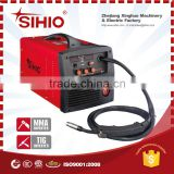 SIHIO China PORTABLE IGBT specification mig welding machine