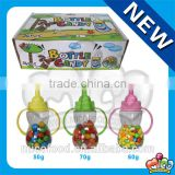 plastic baby bottle candy