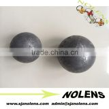 Good Resistance Wrought Iron Steel Balls for Ball Mill