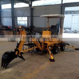 22hp diesel engine high quality towable mini backhoe                                                                         Quality Choice