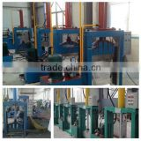 Rubber cutting machine in rubber product making machinery