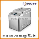 2016 full SS housing automatic 2.0LB automatic bread maker machine                                                                         Quality Choice