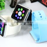 A1 Smartwatch Phone MTK6261 Camera 1.54 inch Touch Screen Sleep Monitor Anti-lost Alarm FM MP3 smart watch