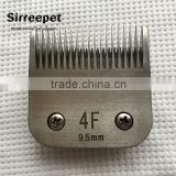4F A5 blade for Pet Grooming Steel or Cermic Fit Andis clipper sirreepet wholesale
