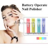 Mini nail drills battery cordless nail grinder electric nail polisher