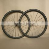 38mm carbon clincher wheels for road bike 60mm depth 25mm width fat rim compatible with shim 8/9/10/11S