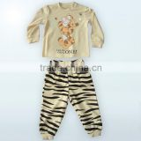 Wholesale Free shipping New spring/autumn 2 piece suit baby clothing
