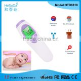 LCD Non Contact Infrared Thermometer,Color Aalrm Baby Body Food Temperature Thermometer,High Accurate Temperature Sensor
