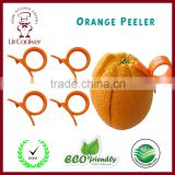 Round Orange (Citrus Fruit) Peelers