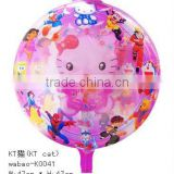KT cat balloon