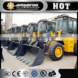 Low price XCMG WZ30-25 3ton 4WD mini wheel boom loader