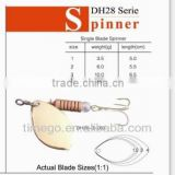 Chinese Manufacturers New Fishing Spinner Lure