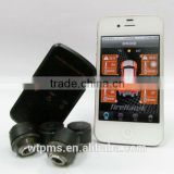 smartphone tyre pressure gauge TPMS for android and iphone