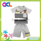 New arrival fashionable cute wholesale toddler girls boutique clothing sets baby clothes wholesale
