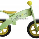 wooden kids exercise motor Classic Balance Bike