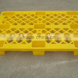 HOT SALE light duty single face 4 way plastic pallet