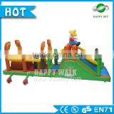 High quality kids obstacle course equipment, boot camp inflatable obstacle course,inflatable pool obstacle                                                                         Quality Choice