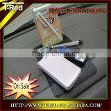 wholesale hot new products for 2014 anti mat car dashboard sticker hold phones MP3 player much more