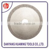 DIY laser welded diamond saw blade for constructions materials,green concrete asphalt , and sandstone