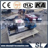 Gasoline Speedy Petrol 5 Tons Engine Powered Hoist Winch 5 Tons