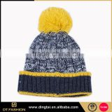 Leisure slouch baggy funny winter snow top beanie hat