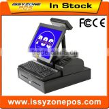 IZP014 High Quality POS System All In One Touch For Retail Shop                                                                         Quality Choice